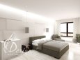 3-х комнатная квартира, ЖК Парк Авеню, 136 м. кв.
