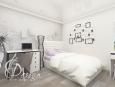 Комната для девочки - подростка 19 м.кв.