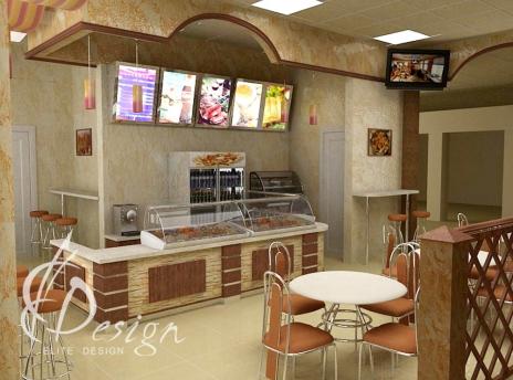 """""""Fast food"""", Киев, ул. Большая Окружная 2"""
